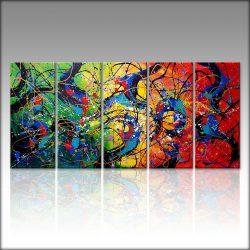 ... Living Colors .... Prachtig Acryl 5 luik  150 cm x 70 cm , € 269,-Dit 5 luik kan altijd vrijblijvend bezichtigd worden in TERNEUZEN ,Telefoon: 0115 620556 , 06-31957298 op afspraak op een dag en tijd die u het beste uitkomt.Verzenden per pakketpost is ook mogelijk door geheel Nederland en België.