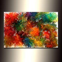 """"""" Moment in Time """" is een origineel mixed media schilderij van Henry Parsinia uit Los Angeles (Californië).Het schilderij is compleet gespannen op frame, klaar om op te hangen.afmeting 90 cm breed x 60 cm hoog.  € 289,00"""