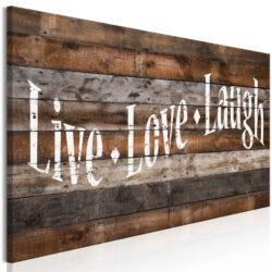 ...Live , Love, Laugh.... Prachtig digital art opgespannen op doek , afmeting 60 cm x 40 cm, klaar om op te hangen, aanbieding!! vaste prijs € 39,-Dit Digital Art kan altijd vrijblijvend bezichtigd worden in TERNEUZEN ,Telefoon: 0115 620556 , 06-31957298 op afspraak op een dag en tijd die u het beste uitkomt.Verzenden per pakketpost is ook mogelijk door geheel Nederland en België.Neem gerust eens de tijd om te kijken bij al onze Zoekertjes van Artstore-Artline om een indruk te krijgen van onze schitterende en gevarieerde collectie Schilderijen en Metal Art